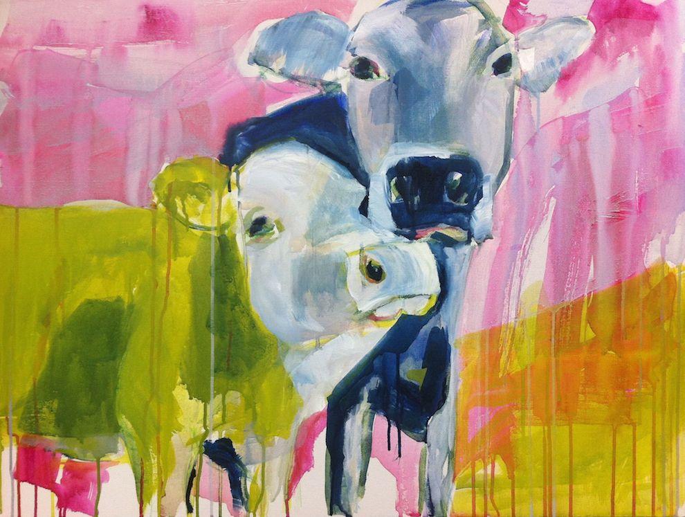 Bella und der Stier